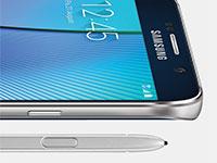 家族化外观 三星Galaxy Note 5现场体验