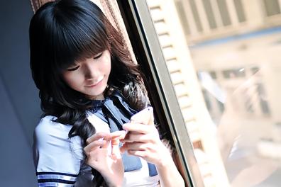 浪淘记:暑期学生手机精