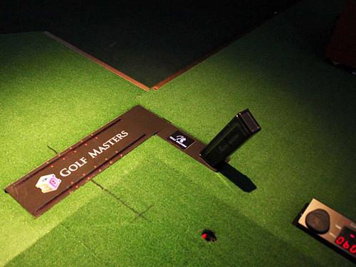 虚拟真实场地 用3d投影实现室内高尔夫