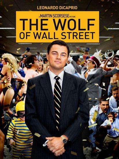电影《华尔街之狼》海边