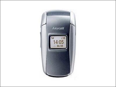C网低端翻盖机三星实用X909超低价仅1999