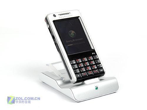 UIQ新旗舰索爱全键盘智能P1i仅3390