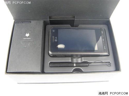 3寸触摸大屏LG专业拍照手机KU990试用