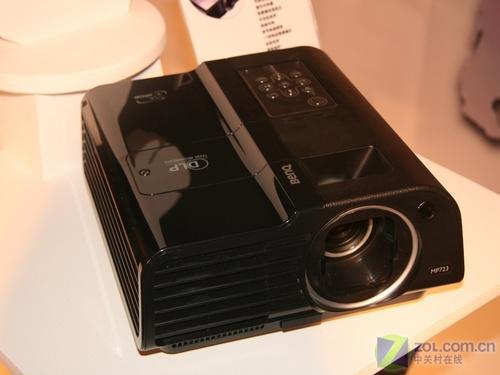 骤降2000明基MP723投影机仅12000元