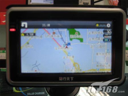 多媒体娱乐蓝牙GPS易行天下PN100仅2680