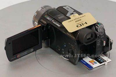 60G硬盘高清防抖DV索尼SR7E跌进9000元