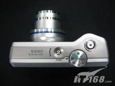 千万像素DC5倍光变三星S1050跌至1720