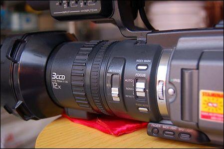 专业本色索尼准专业DV索尼190P售24280