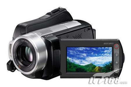 CES2008:索尼一口气发布16款新型DV