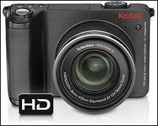 触摸屏+高清录像柯达一口气发布9款DC(3)