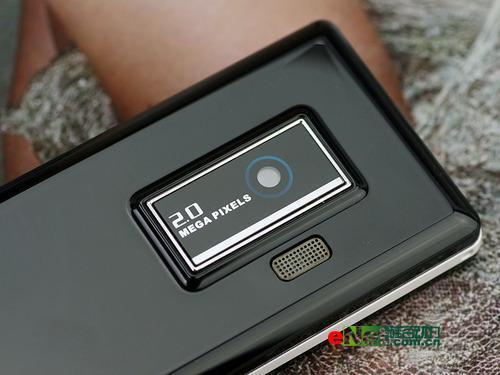 镜面与宽屏结合步步高时尚音乐机i8评测(7)