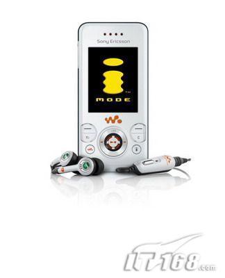 支持i-mode索尼爱立信新机W580im登场