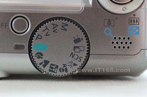 6倍光变手动防抖DC佳能A720IS仅1780