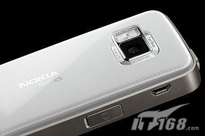 样张首次曝光诺基亚全能N78白色版亮相