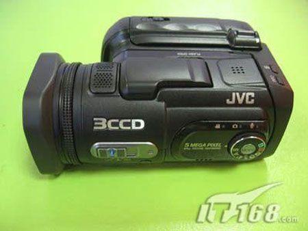 最小3CCD硬盘DVJVCMC500AC套装6180