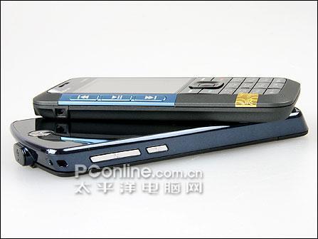 超薄音乐诺基亚5310XM与摩托E8对比