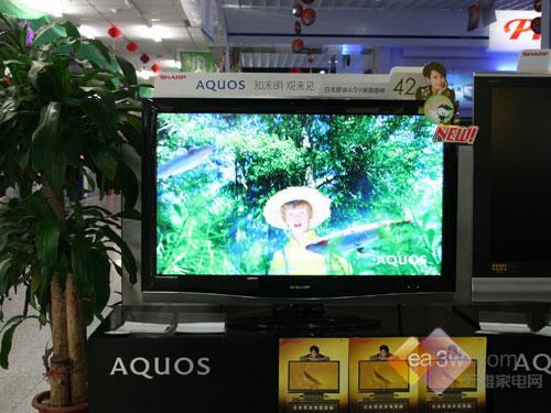 10日行情:日系42寸液晶电视逼近万元