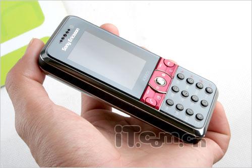 演绎美丽传说索爱时尚3G手机K660i评测(6)