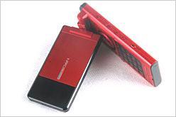 靓屏诱惑NEC旋转拍照强机N905i评测