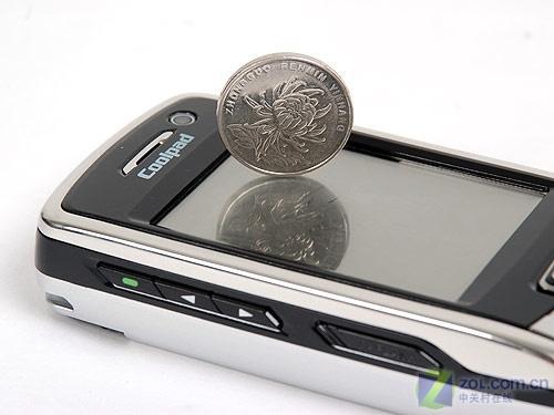 功能强大酷派双模双待手机6260评测
