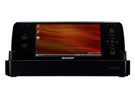 采用Vista系统夏普怪兽手机WS016SH赏