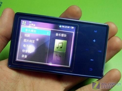 十大热门品牌关注度最高MP3型号点评(9)