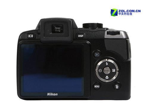 千万像素18X光变尼康长焦相机P80评测