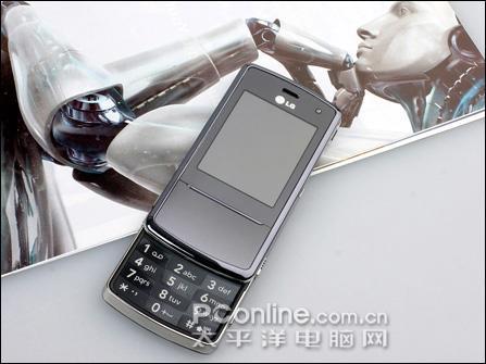 时尚风潮LG绝美触控滑盖机KF510评测