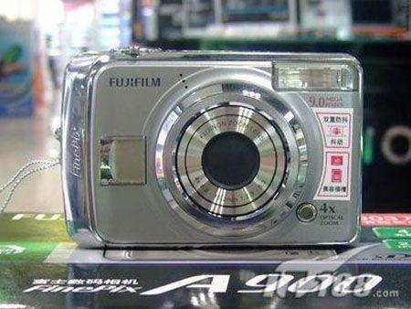 900万像素卡片机富士A900仅售950元