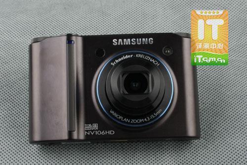 24mm超广角高清视频三星NV106HD评测