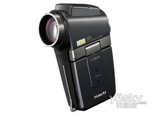 小巧实用的闪存DV三洋HD2特价5050元