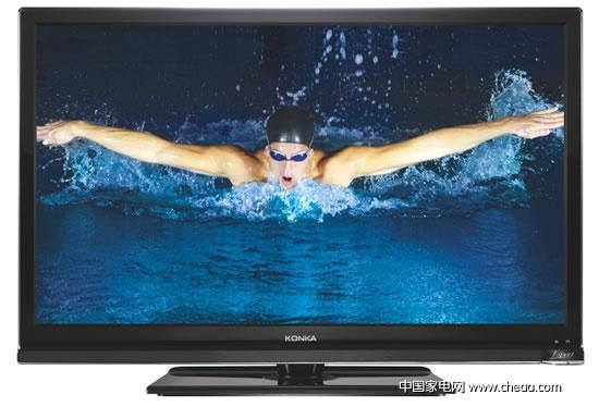 精细自然五款高画质超值液晶电视推荐