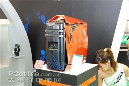 Computex直击宏基旗舰游戏PCPredator