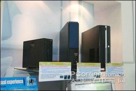 Computex2008直击微星PC实机全球抢先拆解