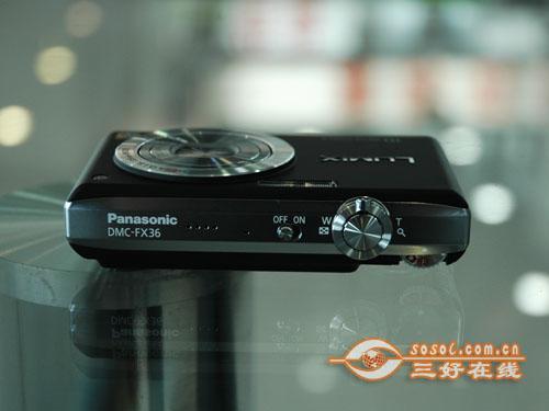 广角轻薄卡片相机松下FX36现仅售2300