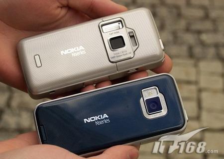 3998元高价诺基亚N78港行版本下周发售