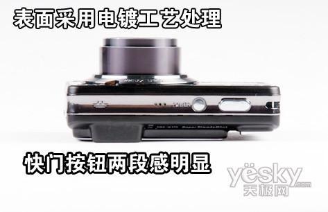 5倍光变28mm广角蔡司镜索尼W170评测(4)