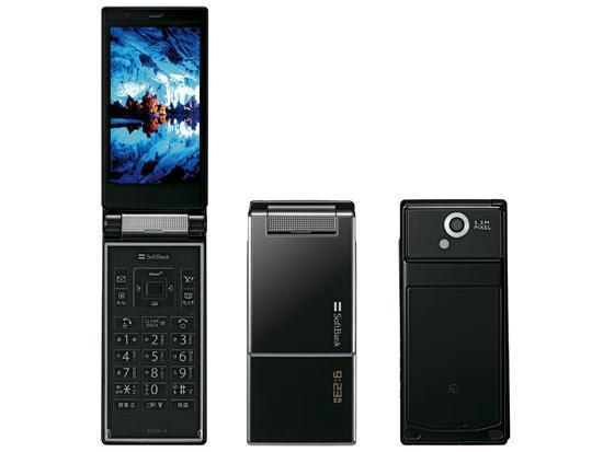 520万像素夏普AQUOS手机923SH赏析(2)