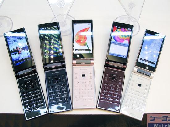 520万像素夏普AQUOS手机923SH赏析(3)