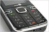轻巧迷人造型诺基亚智能手机6122c评测