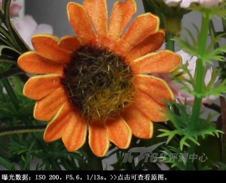 出色入门级单反相机佳能450D详尽评测(11)