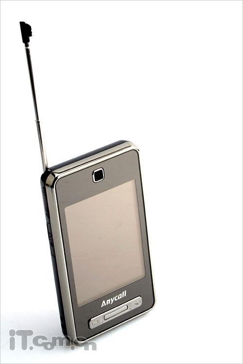 流行金属机身 三星奥运手机F488E评测(14)_手机