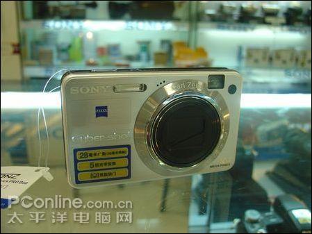 5X光变28mm广角索尼W170售价仅2280元