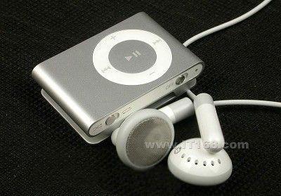 送硅胶套苹果ipodshuffle2仅售390
