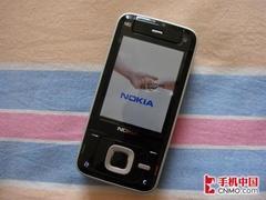 超低价促销诺基亚游戏天王N81仅2390