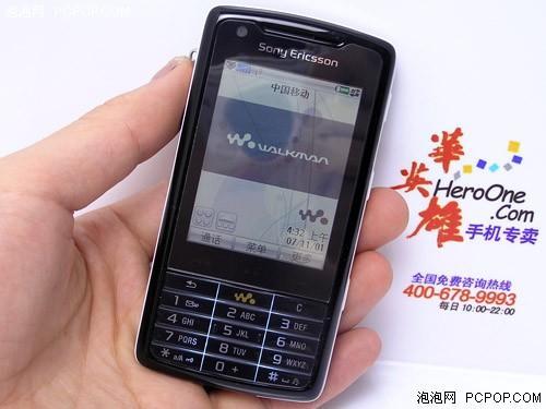 8G超大内存索爱音乐旗舰W960i仅1799