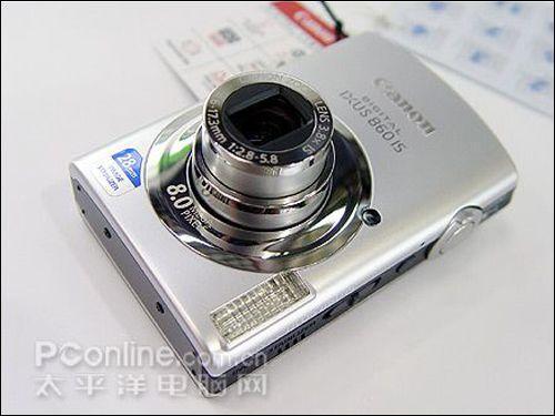 独特气质时尚DC佳能IXUS860IS售2678