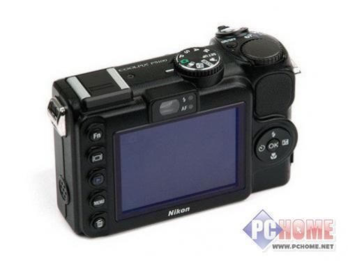 千万像素准专业DC尼康P5100售价2190元