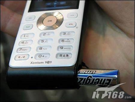 7号电池供电飞利浦直板机X520卖1199
