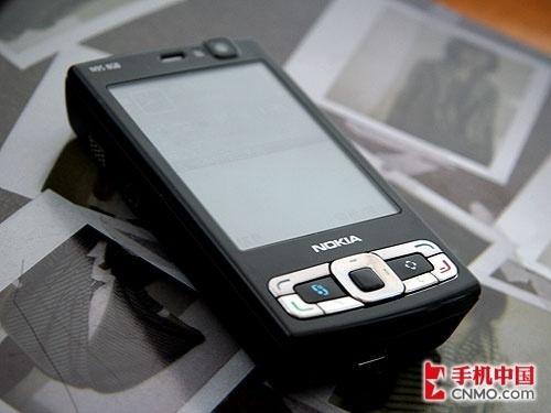 500万像素8G版诺基亚N95行货售3700